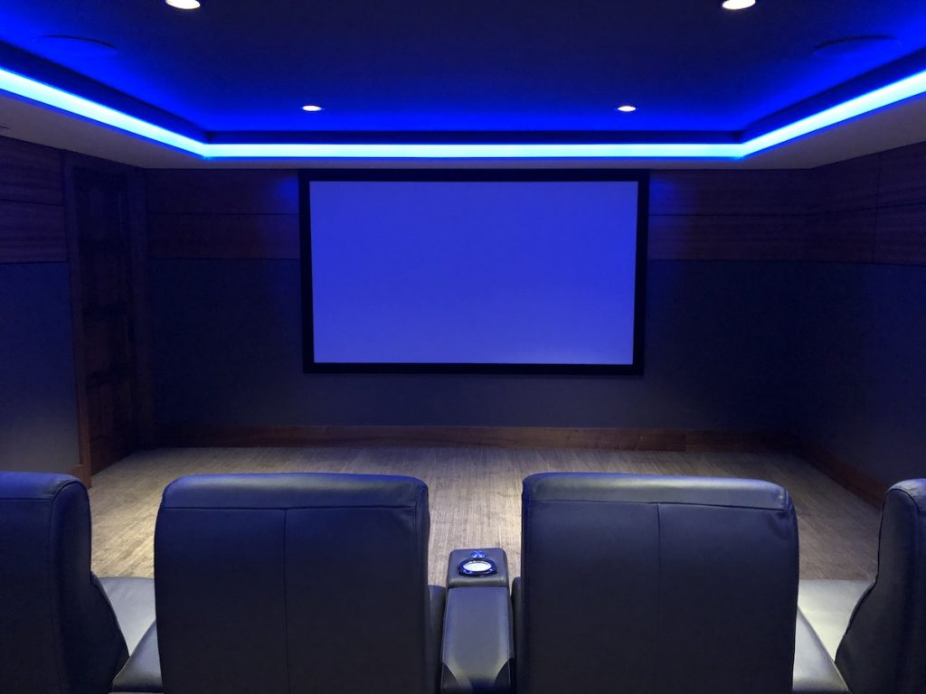 Maine Home theater