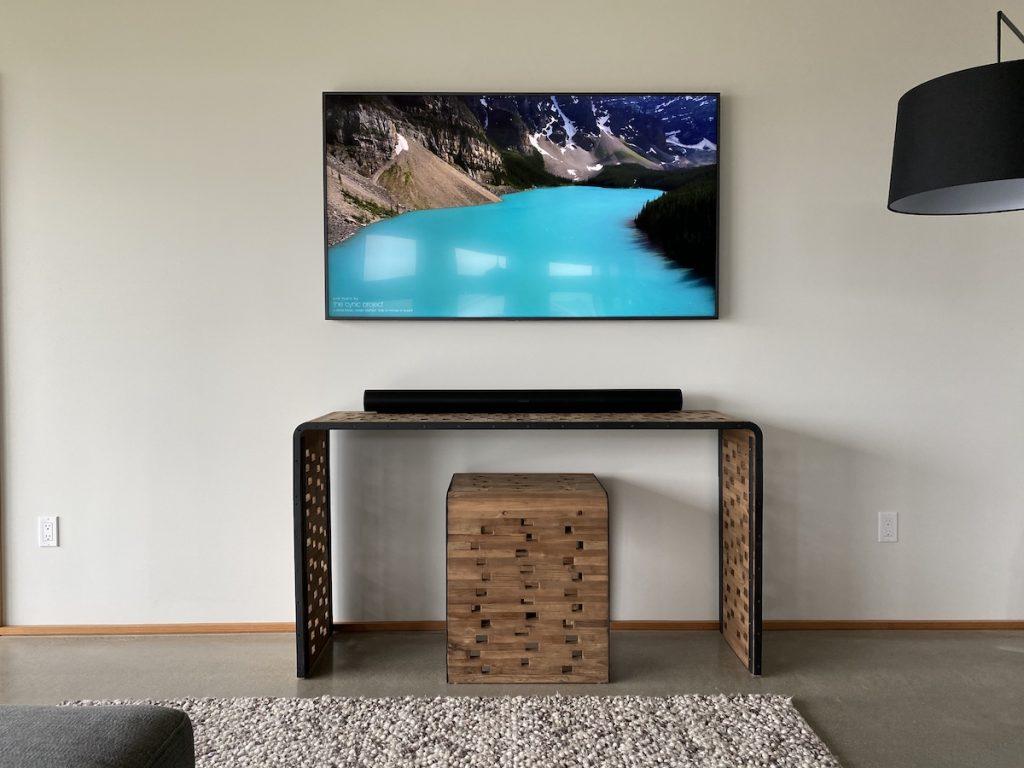 Modern TV Wall Mounting